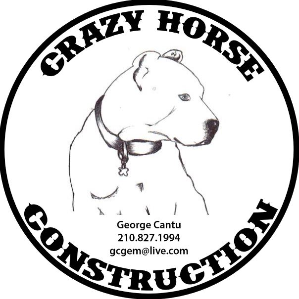 Crazy Horse Construction Logo