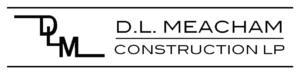 DL Meacham Logo