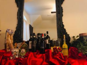 tuscany wine set