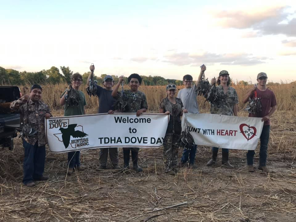 Texas Dove Hunters Association 2019 Hunt